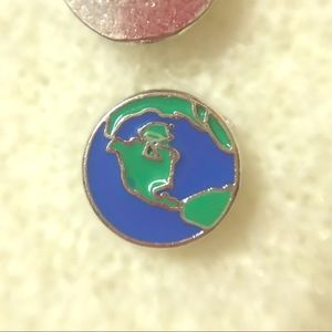 Floating memories Locket charm the world 1pc